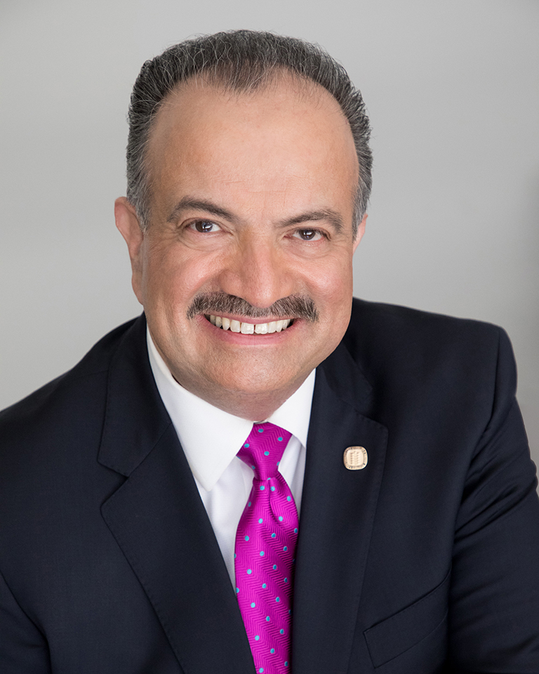 Photo of Chancellor Rodriguez