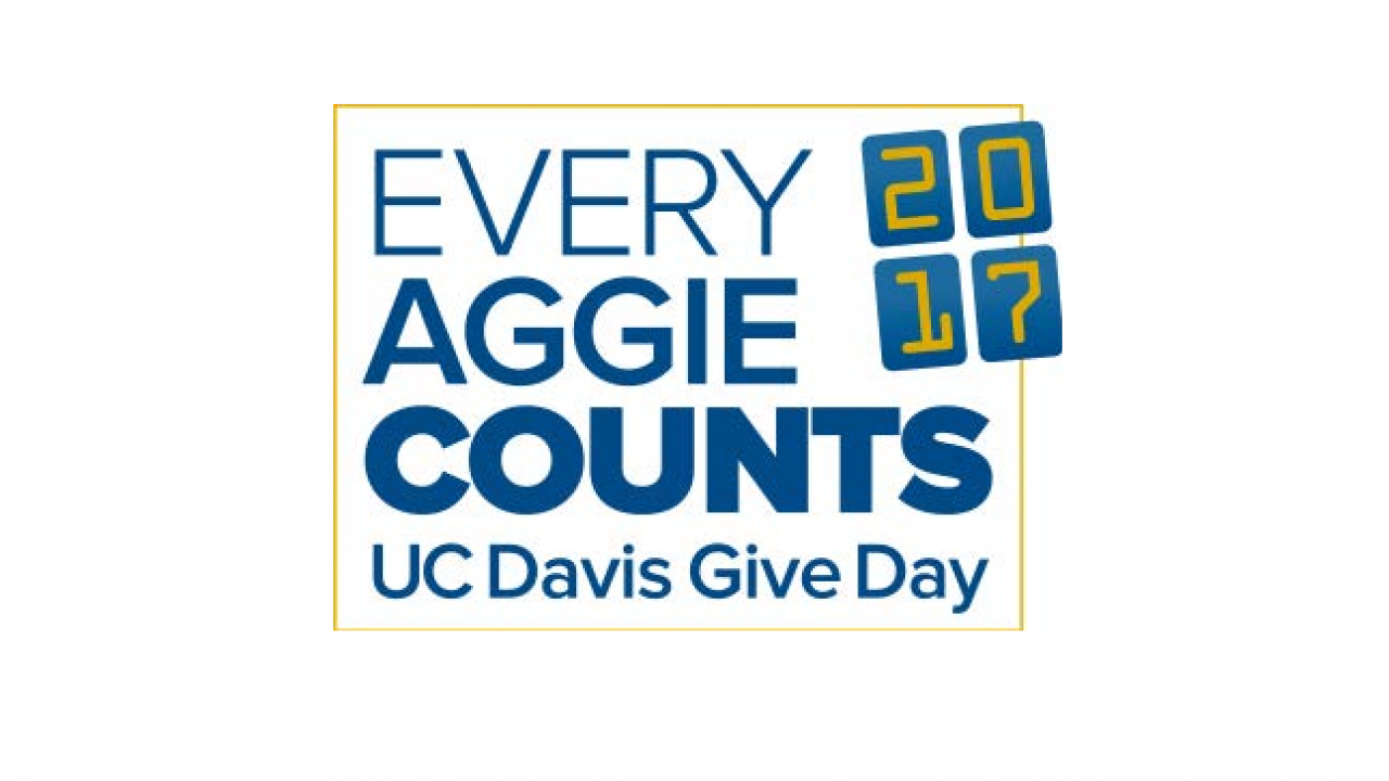 Every Aggie Counts graphic