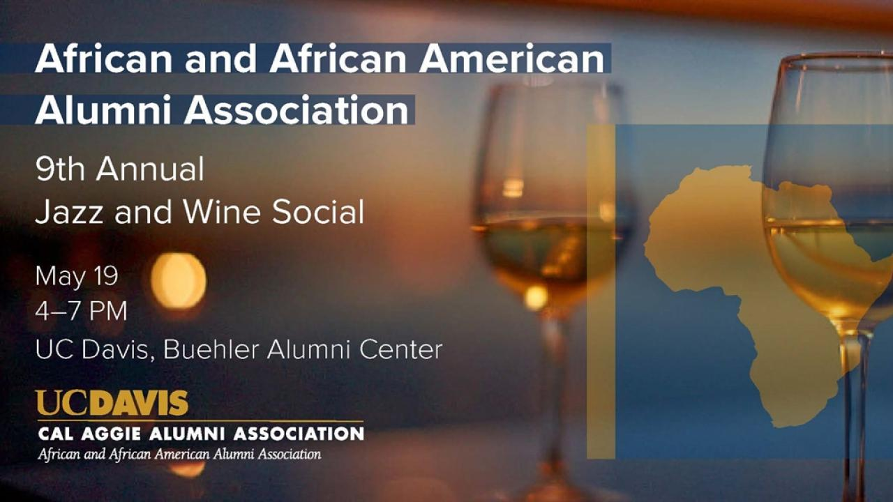 African and African American Alumni Association graphic