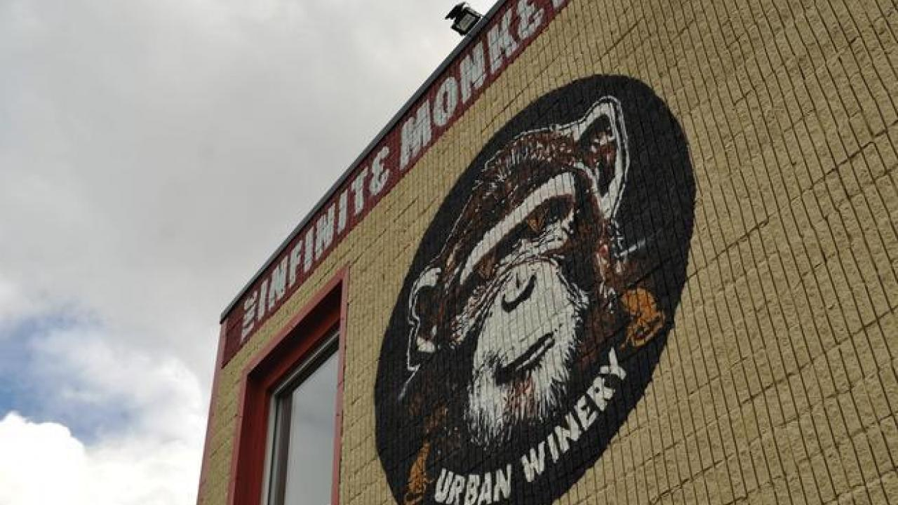 Infinite Monkey Theorem Urban Winery