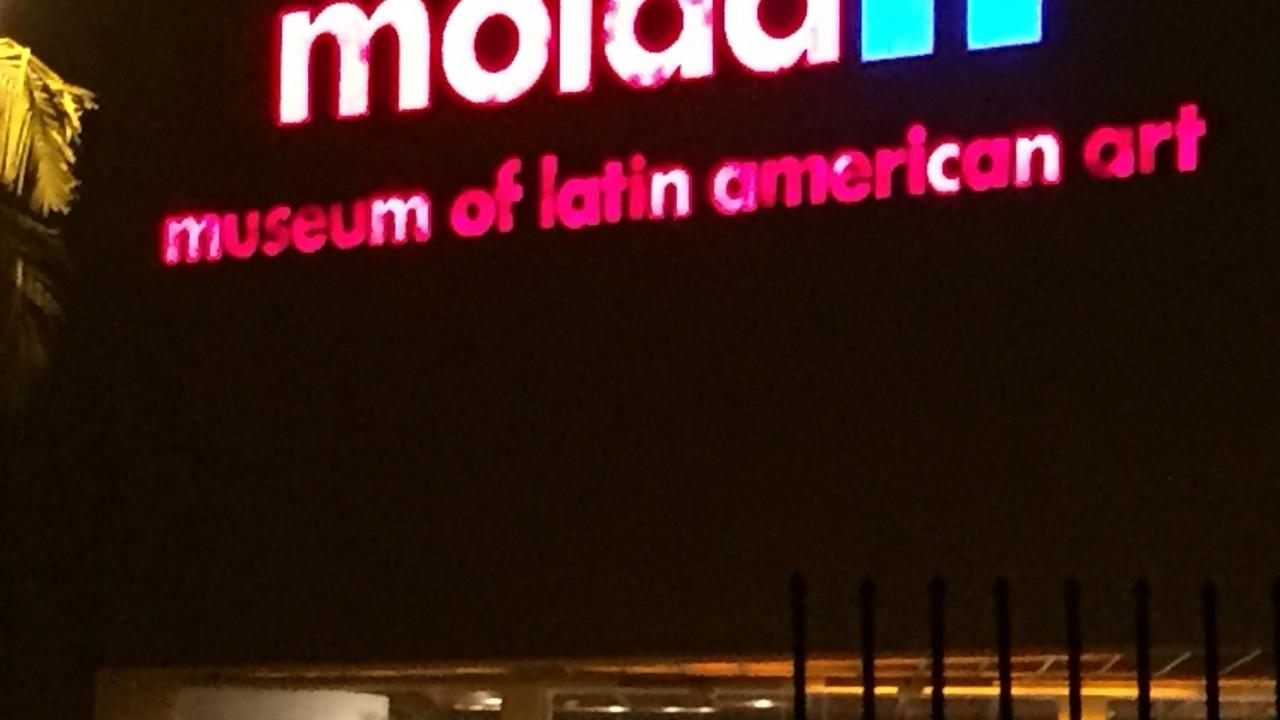 Photo of Museum of Latin American Art Entrance