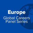 Europe Global Careers Panel Series