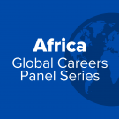 Africa- Global Careers Panel Series