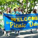 Picnic Day Banner