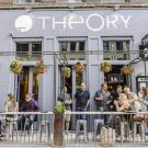 Theory Sports Bar Exterior