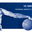 UC Davis Alumni Night, Warriors vs Toronto, Thursday March 5 7:30pm Chase Center