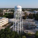 Davis Water Tower Image